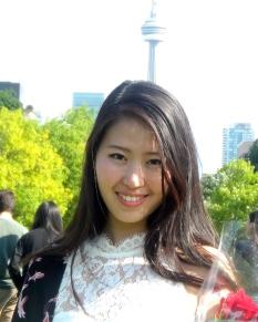 Headshot Erina Shirai